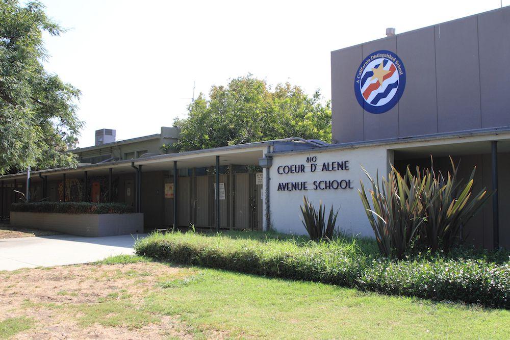 Coeur d' Alene Elementary School