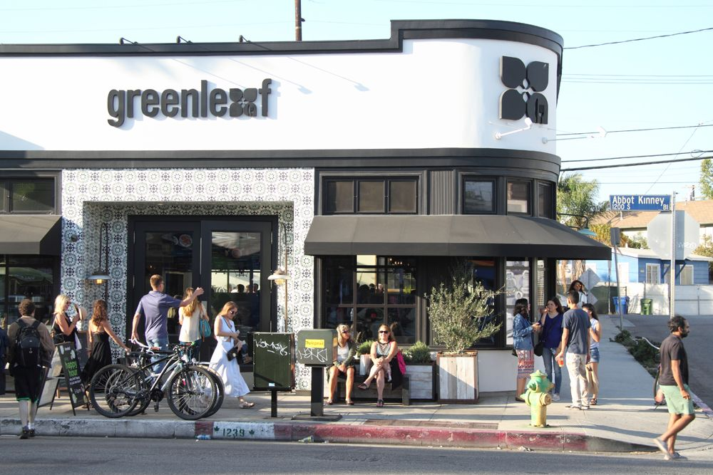 Greenleaf on Abbot Kinney