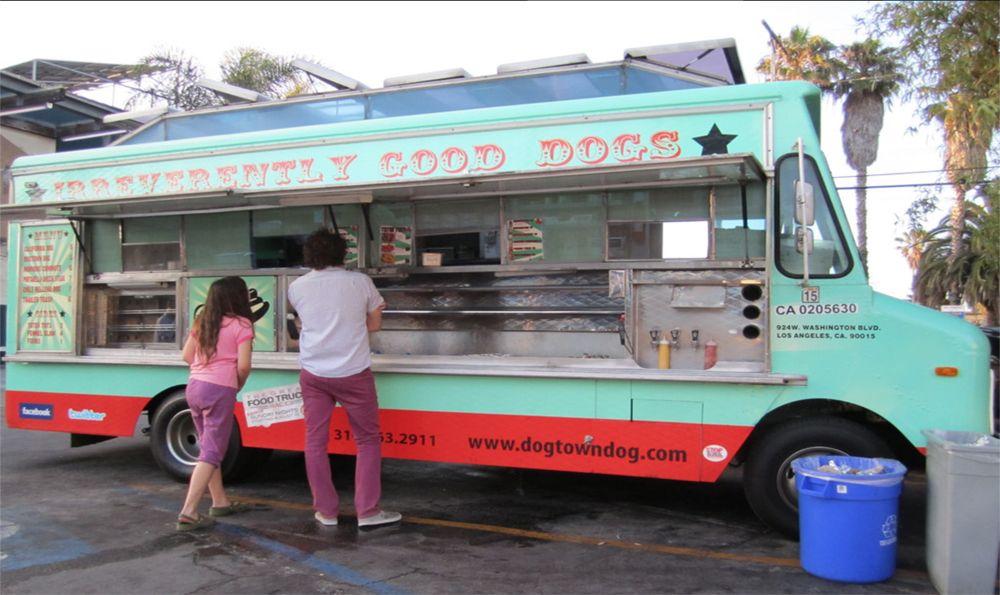 Abbot Kinney Food Truck