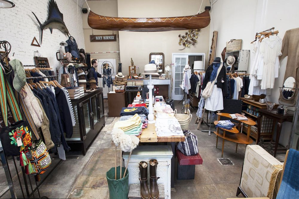 Bazar on Abbot Kinney Venice