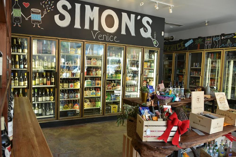 Simon's on Rose Ave Venice