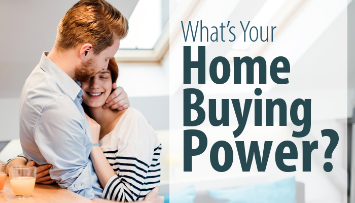 your-home-buying-power